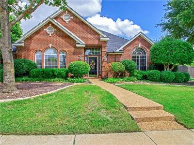 Allen Single Family Home For Sale: 1212 Wills Point Drive