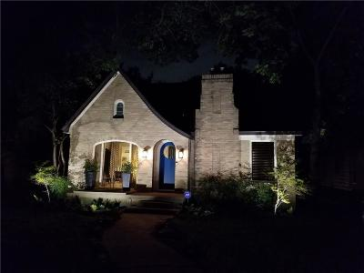 Dallas Single Family Home For Sale: 1015 Turner Avenue