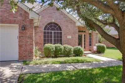 Burleson Single Family Home For Sale: 813 Valley Terrace Road