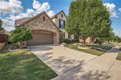 Mckinney Single Family Home Active Contingent: 8620 Broad Meadow Lane