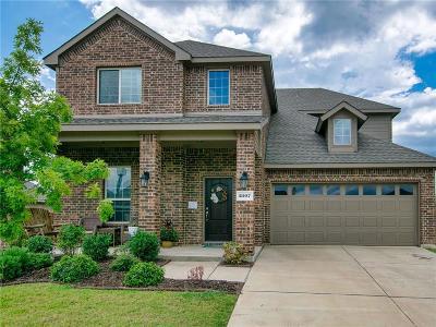 Wylie Single Family Home For Sale: 2107 Trinity Lane