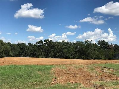 Mansfield Residential Lots & Land Active Option Contract: 7309 Heritage Oaks Drive