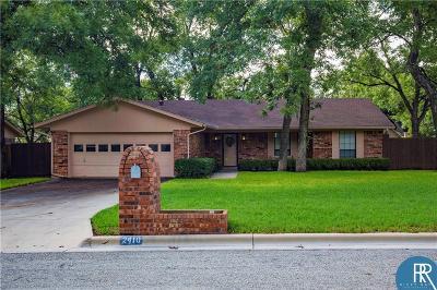 Brownwood Single Family Home For Sale: 2410 Bonita Street