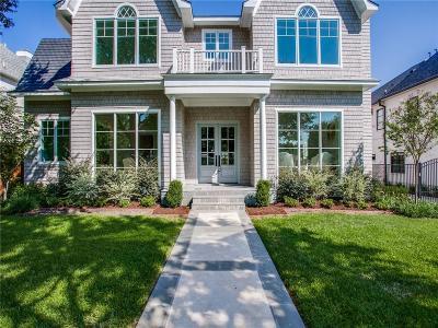 University Park Single Family Home For Sale: 3520 Villanova Street