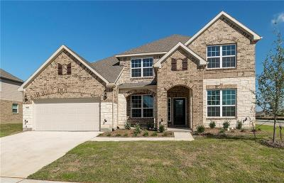 Single Family Home For Sale: 1000 Meadow Gust Drive