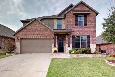 Little Elm Single Family Home For Sale: 1278 Waterford Drive