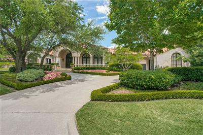 Dallas Single Family Home Active Option Contract: 27 Robledo Drive
