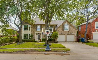 Flower Mound Single Family Home Active Option Contract: 3205 Jameston Drive