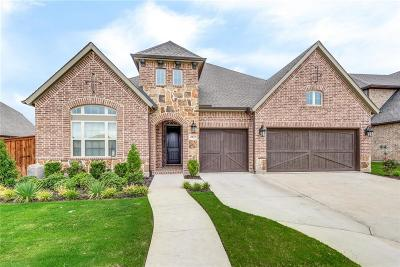 Flower Mound Single Family Home For Sale: 4937 Campbeltown Drive