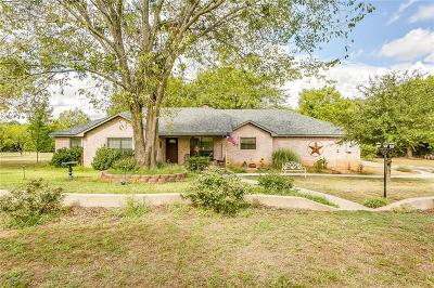 Cleburne Single Family Home For Sale: 340 County Road 414