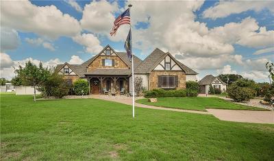 Granbury Single Family Home For Sale: 3301 Hummingbird Court