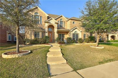 Frisco Single Family Home For Sale: 1482 Plum Valley Drive