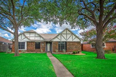 Rowlett Single Family Home Active Option Contract: 3714 Drakestone Avenue