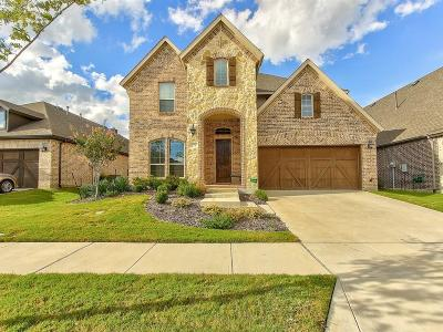 Little Elm Single Family Home For Sale: 773 Field Crossing
