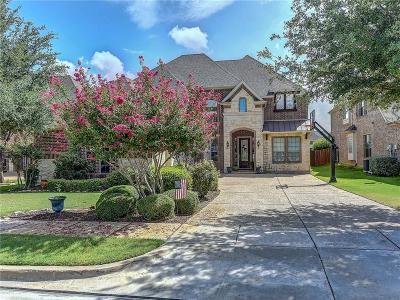 Keller Single Family Home For Sale: 2007 Bradley Court