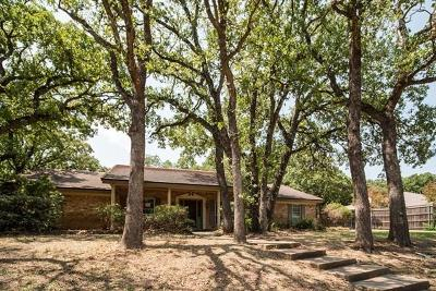 Colleyville Single Family Home For Sale: 5816 Hunter Trail