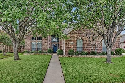 Arlington Single Family Home Active Option Contract: 6904 Winthorp Drive