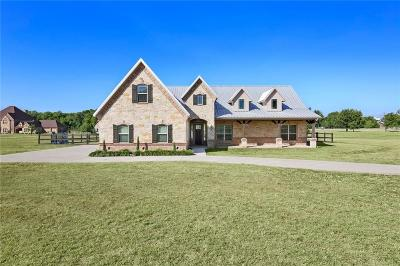 Ponder Single Family Home For Sale: 3270 Creekside Drive
