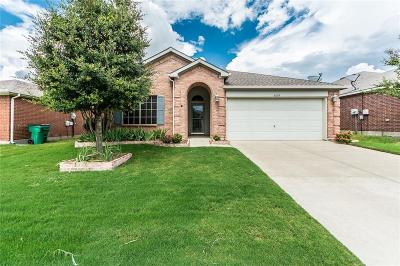 Cross Roads Single Family Home For Sale: 8609 King Ranch Drive