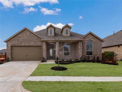 Aubrey Single Family Home For Sale: 3901 Redbud Drive