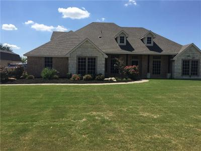 Haslet Single Family Home For Sale: 13825 Spring Way Drive