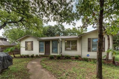 Fort Worth Single Family Home For Sale: 7328 Love Circle