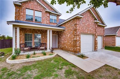 Mckinney Single Family Home Active Option Contract: 9601 Mystic Dunes Drive