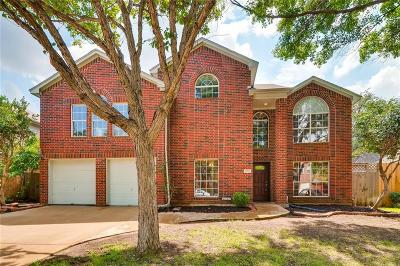Flower Mound Single Family Home For Sale: 2513 Delaney Terrace