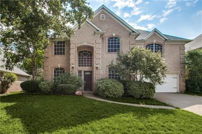 Flower Mound Single Family Home For Sale: 4304 Crescent Drive