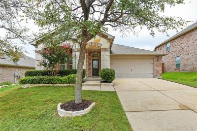 Frisco Single Family Home Active Option Contract: 12935 Sewanee Drive