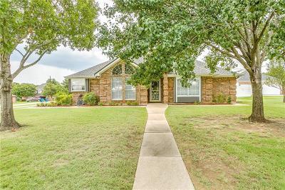 Burleson Single Family Home For Sale: 240 Cross Creek Court