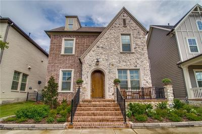 Frisco Single Family Home For Sale: 8458 Howell Drive