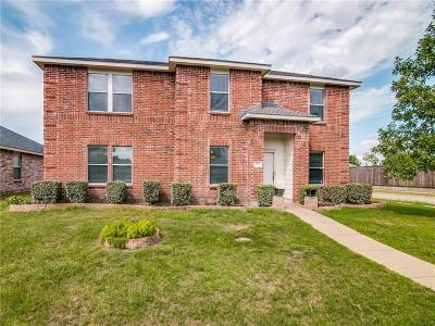 Wylie Single Family Home For Sale: 2717 Kernville Drive