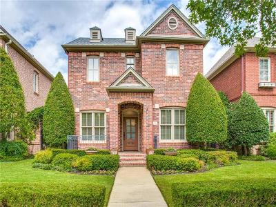 Fort Worth Single Family Home Active Option Contract: 5126 Byers Avenue