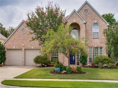 Keller TX Single Family Home For Sale: $419,900