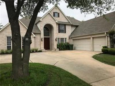 Plano Single Family Home For Sale: 8320 Barber Oak Drive