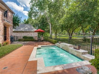 Garland Single Family Home Active Option Contract: 5505 Sawgrass Court