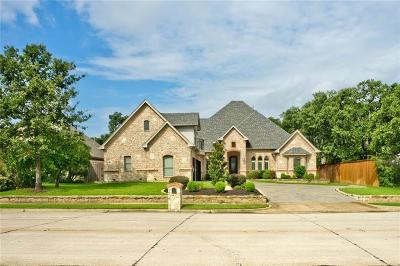 Keller Single Family Home Active Option Contract: 530 Keller Smithfield Road
