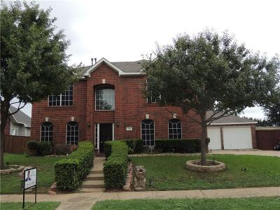 Grand Prairie Single Family Home For Sale: 560 Salisbury Drive