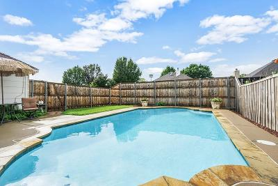 Rockwall Single Family Home For Sale: 2907 Goldenwave