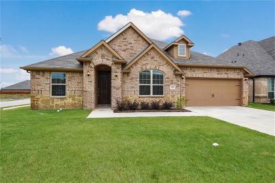 Saginaw Single Family Home For Sale: 1523 Preston Ranch Road