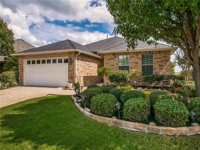 Denton Single Family Home Active Option Contract: 9513 Lindenwood Trail