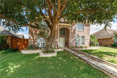 Mesquite Single Family Home Active Contingent: 2228 Homestead Drive