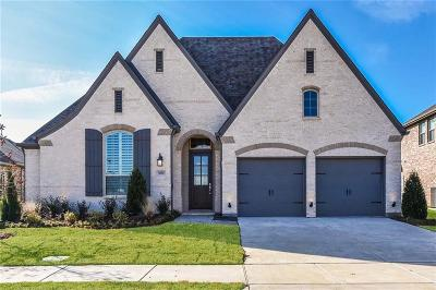 Prosper Single Family Home For Sale: 3890 White Clover Lane