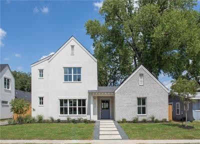 Westworth Village Single Family Home For Sale: 5824 Coleman Street