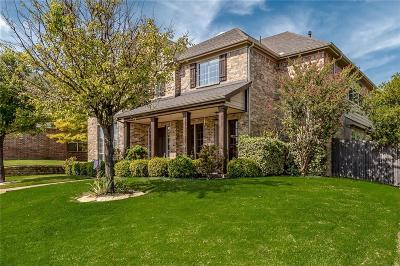 Rockwall Single Family Home For Sale: 870 Shores Boulevard
