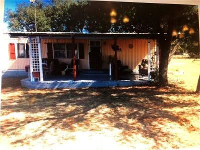 May TX Single Family Home For Sale: $46,000