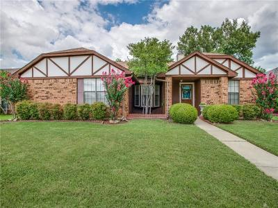 Coppell Single Family Home For Sale: 638 Hood Drive