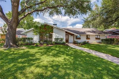 Single Family Home For Sale: 3351 Camelot Drive