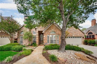 McKinney Single Family Home Active Option Contract: 1311 Rancho Vista Drive